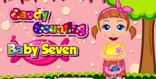 Baby Candy Counting-Kids Math