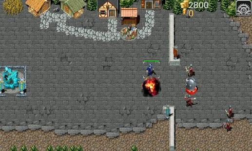 Domination lite RTS- screenshot thumbnail