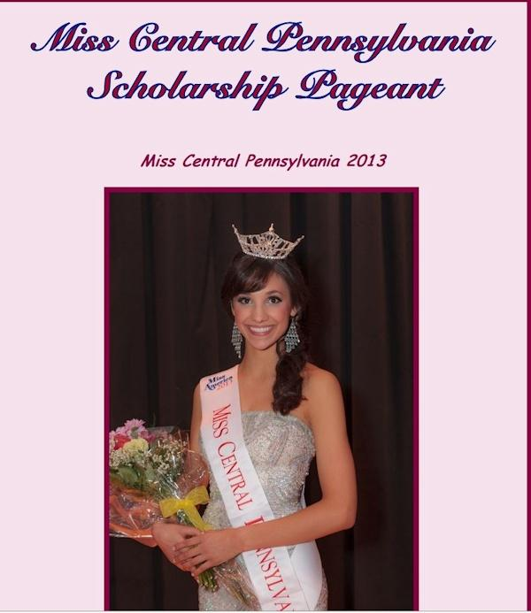 The Miss Central PA Pageant- screenshot