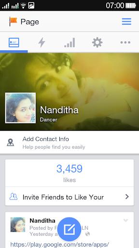 Nanditha N