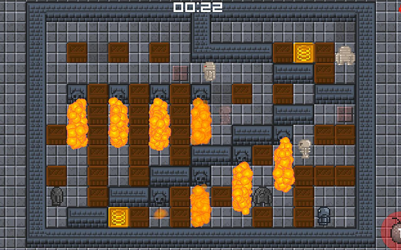 A Game of Bombs - screenshot