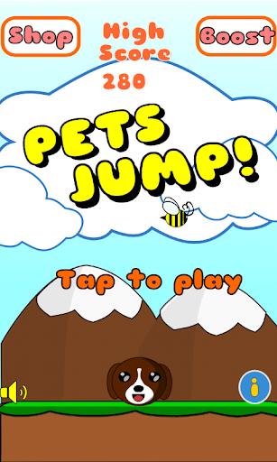 Pets Jump