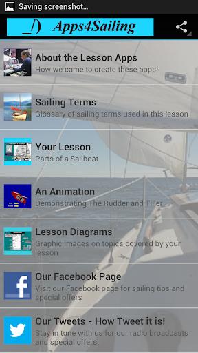 Sailboat Parts Apps4Sailing
