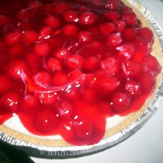 Cherry Cheese Pie II.