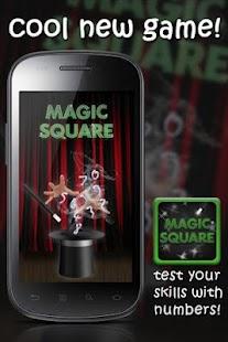 Magic Square- screenshot thumbnail