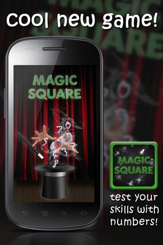 Magic Square- screenshot