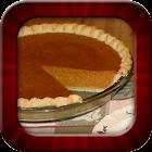 Delicious pumpkin pie recipes icon