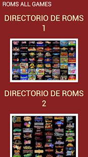 Roms All Games