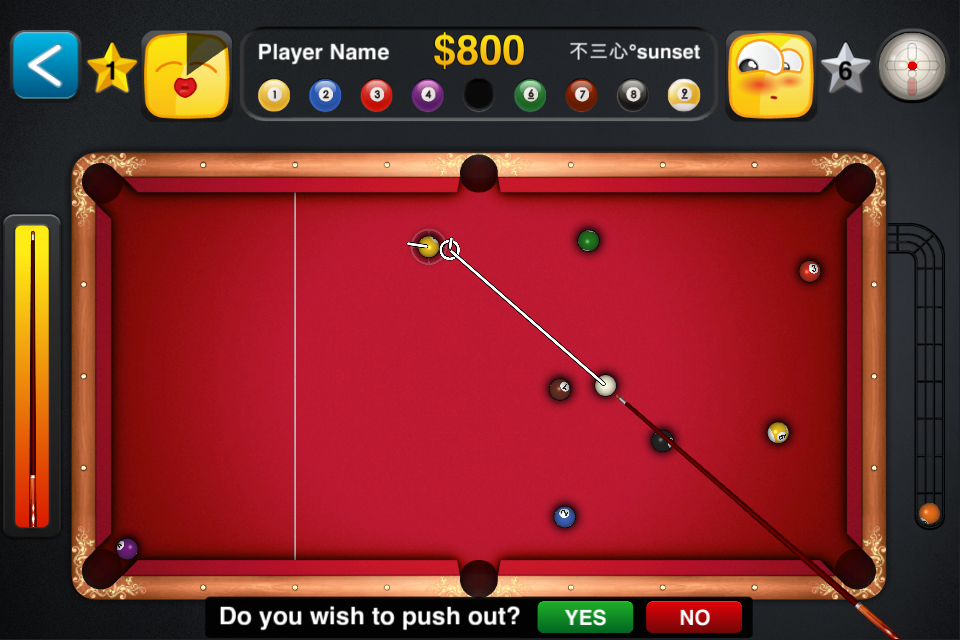 9Ball  Free online games at Agamecom