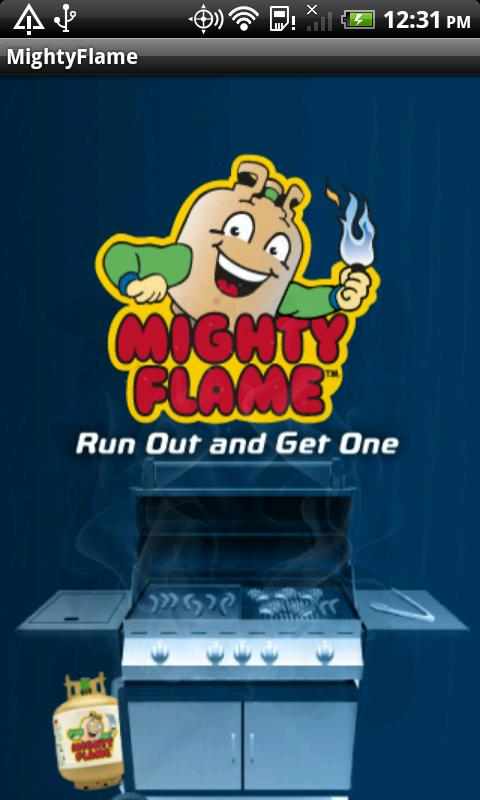 Mighty Flame - screenshot