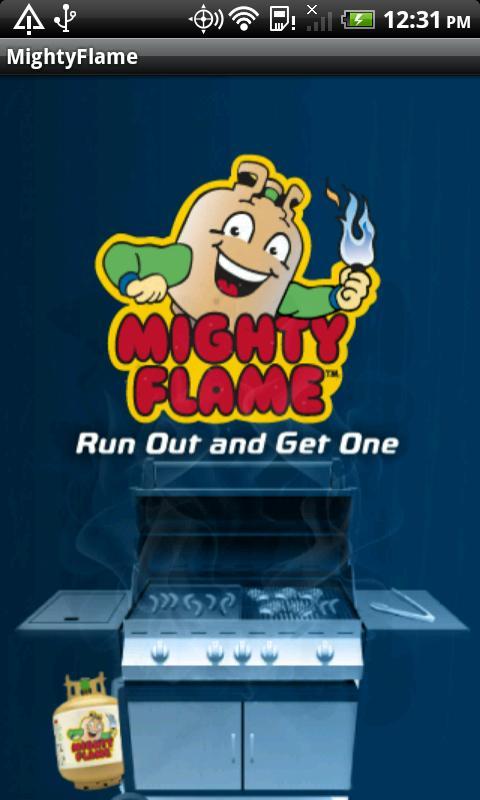 Mighty Flame - screenshot