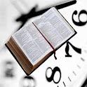 Bíblia – Versículo da hora logo