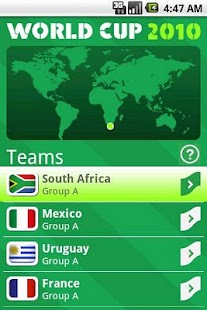 World Cup 2010 - Flying Flags - screenshot thumbnail
