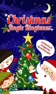 Free Christmas Ringtones - screenshot thumbnail