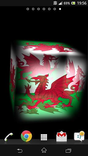 3D Wales Live Wallpaper