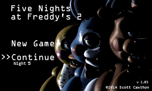 Five Nights at Freddy's 2- screenshot thumbnail