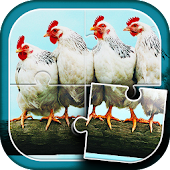 Farm Animals Jigsaw Puzzle