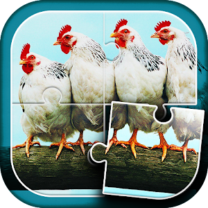 Farm Animals Jigsaw Puzzle for PC and MAC