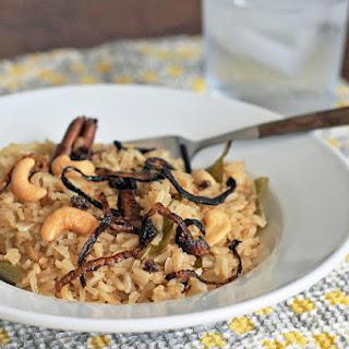 Fragrant Sri Lankan Rice.