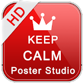 KEEP CALM POSTER STUDIO