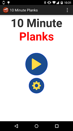 10 Minute Plank Workout PRO