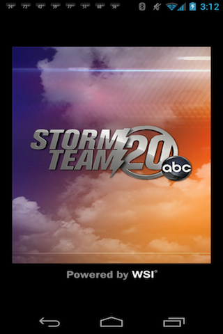 WICS WX - screenshot