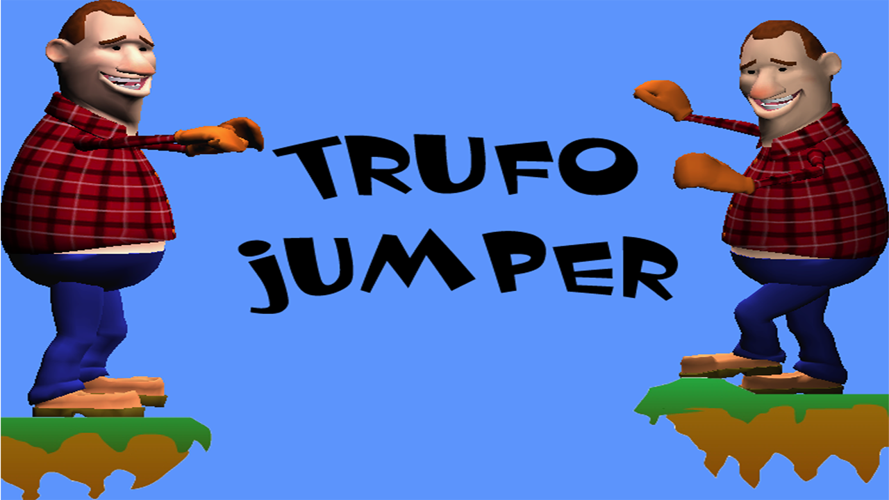 Christmas with Trufo Jumper- screenshot