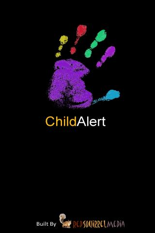 Child Alert - screenshot