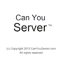Can You Server icon