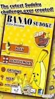 Screenshot of BANAO Sudoku