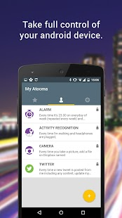 Atooma - Smart Assistant- screenshot thumbnail
