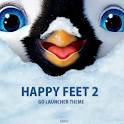 Happy Feet 2 Go Launcher Theme APK