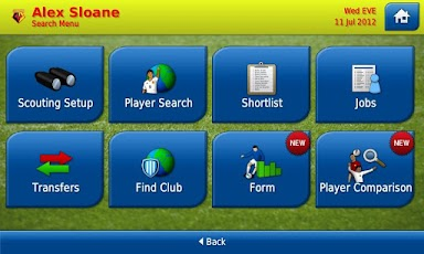 Football Manager Handheld 2013 4.3 Apk+data