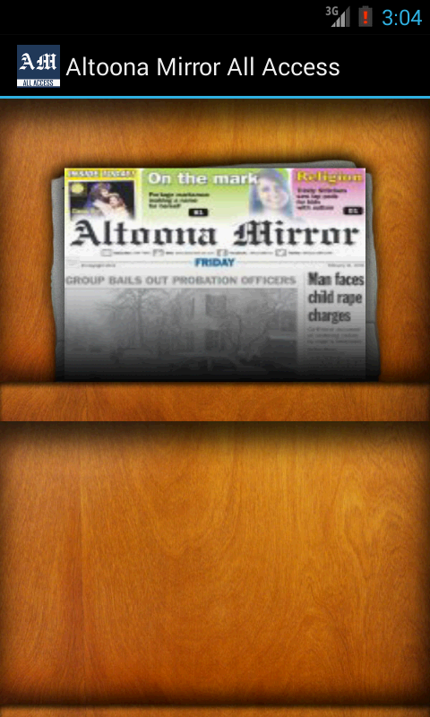 Altoona Mirror All Access- screenshot