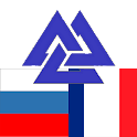 Russian French Dictionary icon