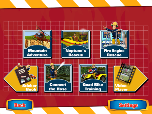 Fireman Sam 2 – Fire and Rescue v1.0