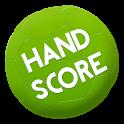 Handball - Hand Score icon