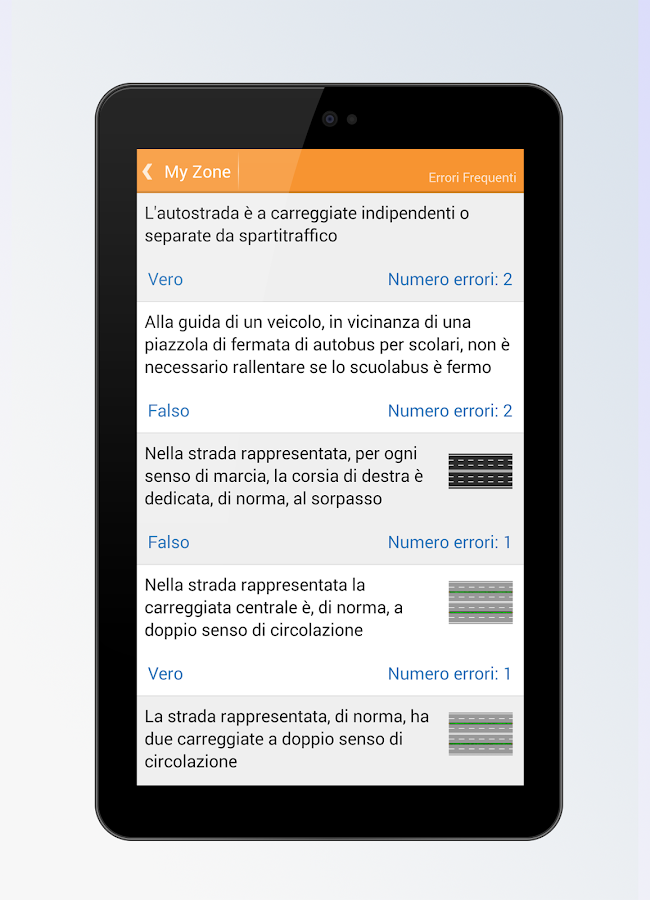 Quiz Patente 2014 + Manuale - screenshot