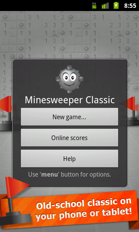 Minesweeper Classic (Mines)- screenshot