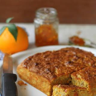 Diabetic-friendly Carrot Cake.