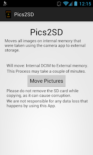 Pics2SD [No Root]