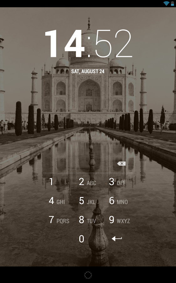 Photo Wall FX Live Wallpaper- screenshot