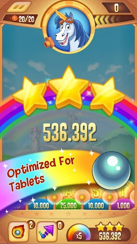 Peggle Blast MOD 2.7.0 (Unlimited Lives/Boosters) APK