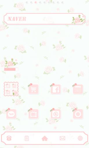 ピンクのロマンスドドルランチャのテーマ