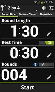 Get Fight Fit Timer Demo- screenshot thumbnail