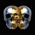 uccw skin skull clock icon