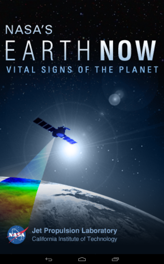 Earth-Now - screenshot