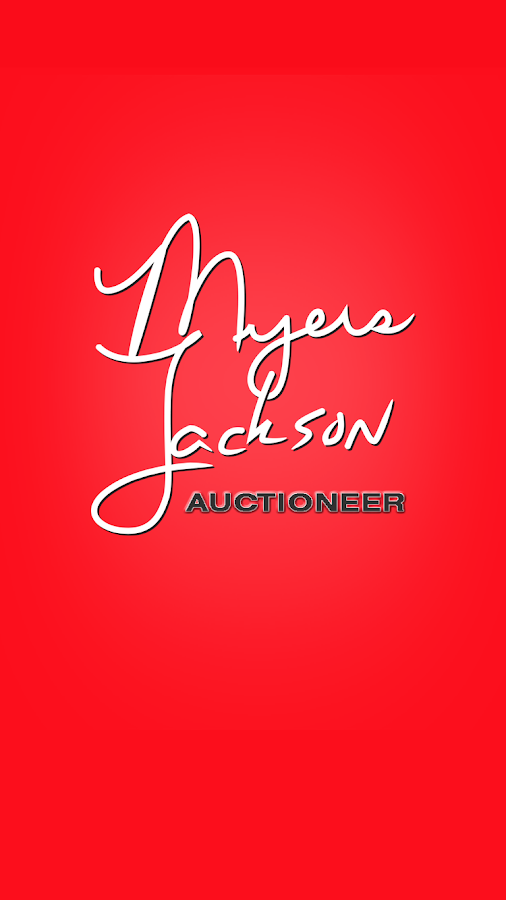 Myers Jackson Auctions- screenshot