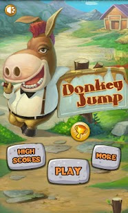 Donkey Jump- screenshot thumbnail