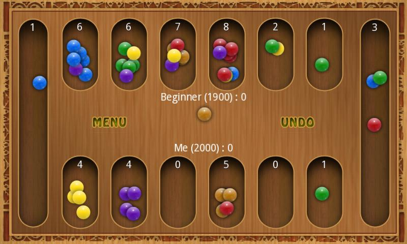 Mancala: FS5 - screenshot